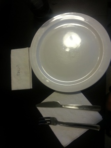 place setting dave
