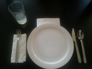 place setting jac