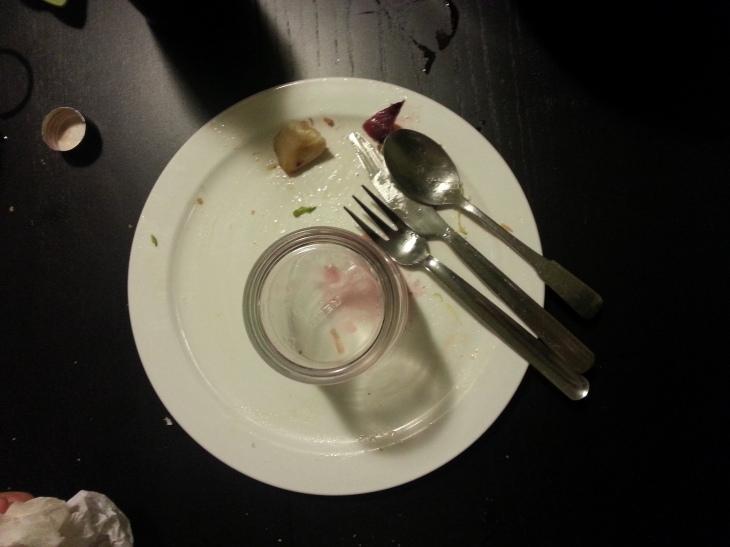Task Force: Family Dinner #4